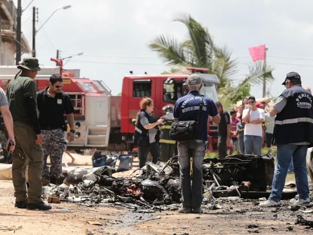Acidente com helicóptero do Estado deixou quatro PMs mortos em Maceió
