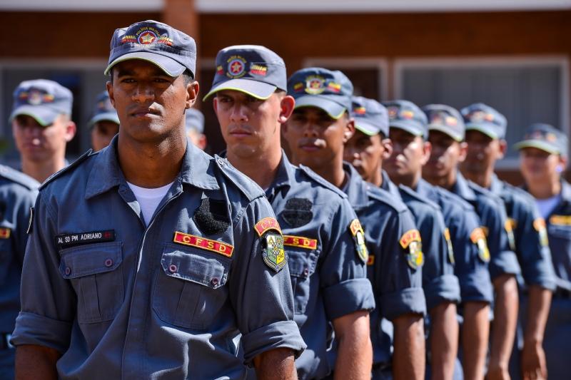 SEGURANÇA: Governo aumenta efetivo da Polícia Militar na capital e no interior de MT.