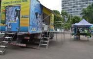 Caminhão do Peixe: Prefeitura de Cuiabá retoma venda de peixes em praças e bairros