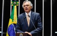 Senado da República: Caiado critica presidente Dilma por MP que pune caminhoneiros