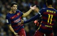 Barça massacra Real. Neymar e Suárez se destacam