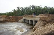 Infra-Estrutura: Mais de 10 pontes de madeira serão substituídas por concreto em Diamantino