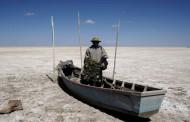 Como o segundo maior lago da Bolívia desapareceu?