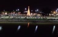 É Natal....Mais de 40 mil pessoas visitaram o Parque Tia Nair neste final de semana.