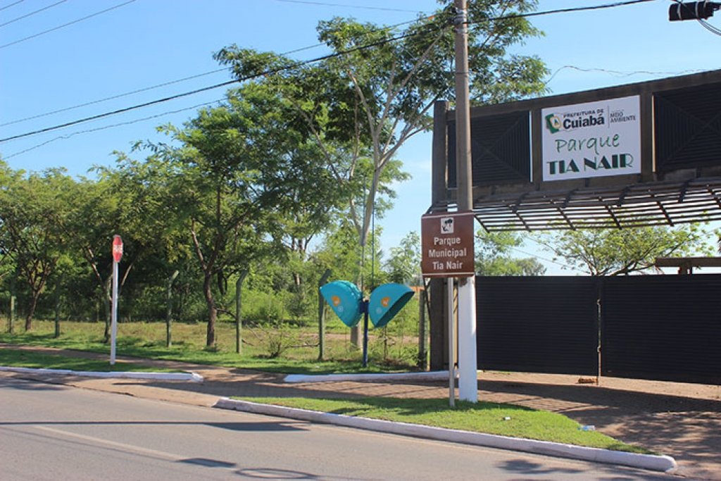 Cuiabá ganha um novo cartão postal com revitalização do Parque Tia Nair