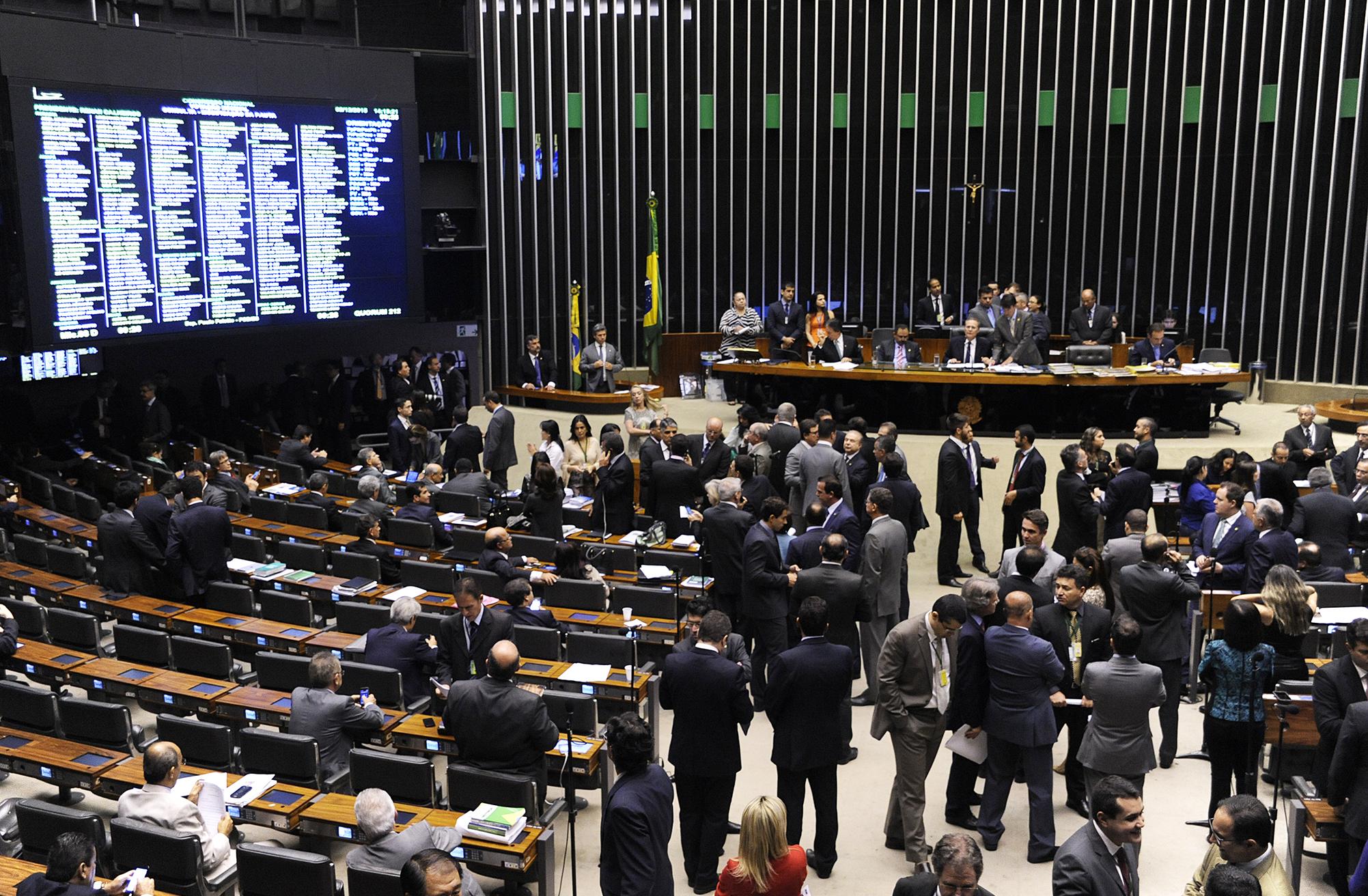 Congresso aprova revisão de meta fiscal do governo DILMA; deficit pode chegar a R$ 120 bi. Atualizada as 14.58 hs.