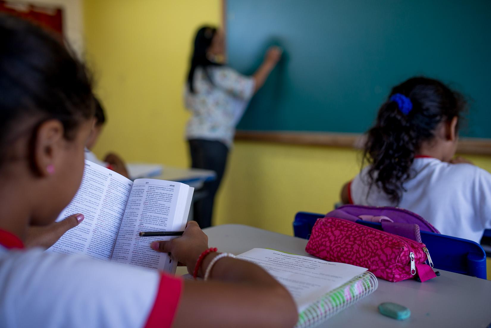 Rede estadual oferta mais de 121 mil vagas para alunos novos