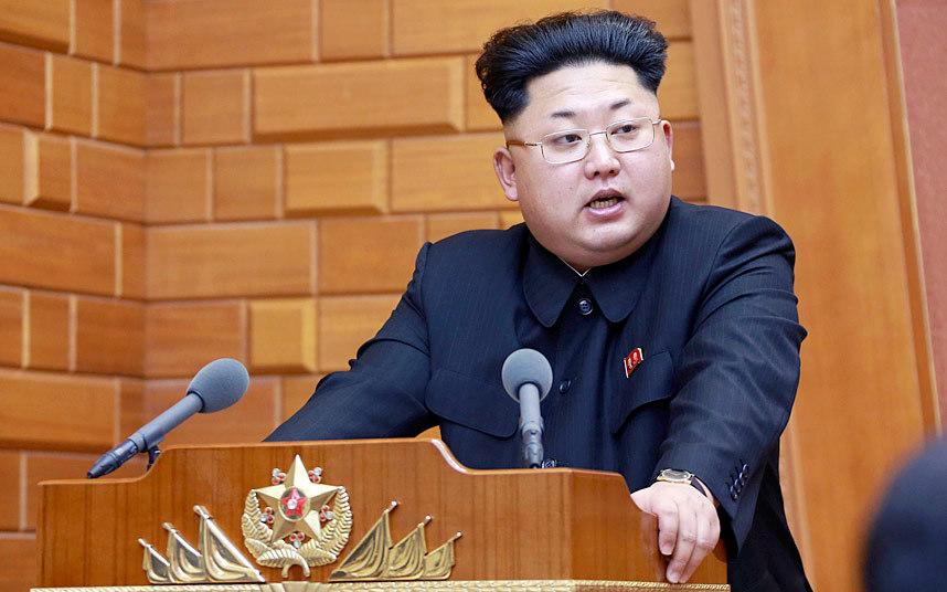 Coreia do Norte : Kim Jong-un justifica teste nuclear norte-coreano