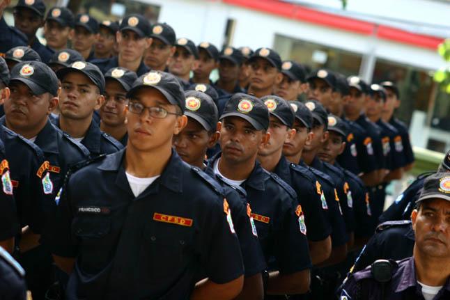 MT: Governador determina mais policiamento nas ruas