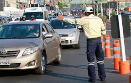 Cuiabá: SEMOB orienta condutores quanto a bloqueios de vias neste fim de semana
