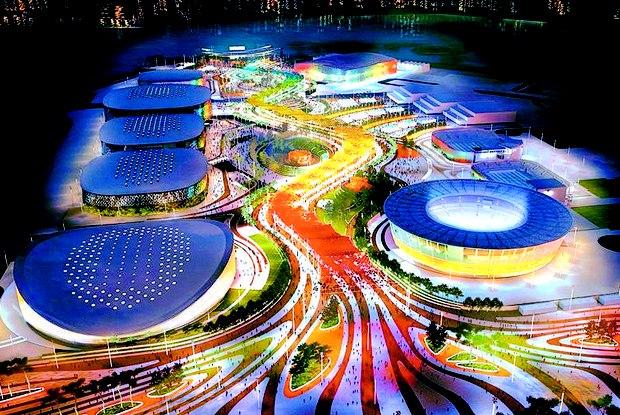 Esporte / Turismo: Faltam 200 dias para os Jogos Rio 2016