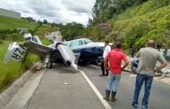 Avião faz pouso de emergência em rodovia da Grande São Paulo