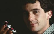 Mostra reúne imagens inéditas e raras de Senna que desvendam o homem por trás do mito