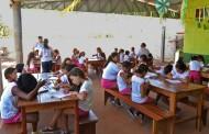 Assistência Social : Serviços de fortalecimento de vínculos oferecem esporte e cultura às crianças carentes