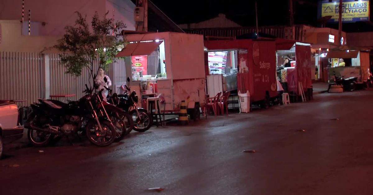 Prefeitura de Cuiabá traça estratégias para realocar comerciantes ambulantes da Avenida Beira Rio