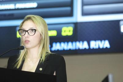DETRAN : Janaina Riva alerta deputados sobre pressão do governo para votação de mensagem