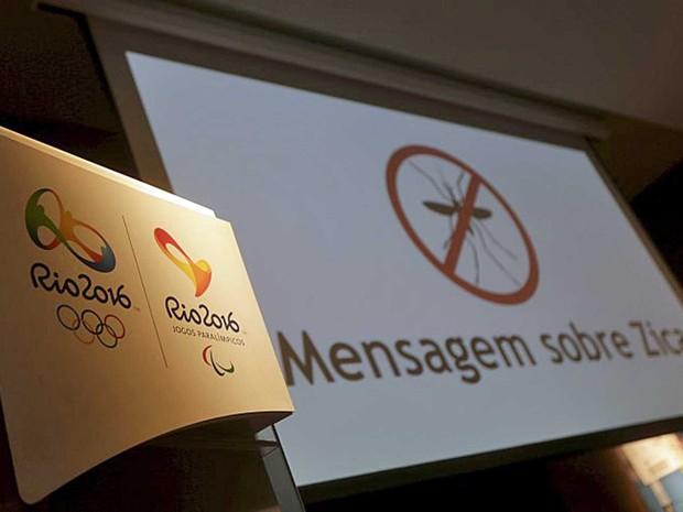Zika não é ameaça à Olimpíada do Rio, diz médico da delegação alemã
