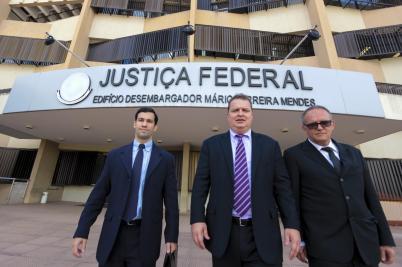Justiça Federal fornece documentos da Operação Ararath à CPI do MP