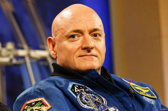 Como corpo de astronauta mudou após um ano no espaço – comparado ao de seu irmão gêmeo na Terra