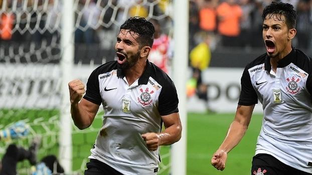 Corinthians sofre para manter 100% na Libertadores, mas bate Santa Fe e segue invicto