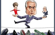 Brasil vive guerra política por interesses pessoais
