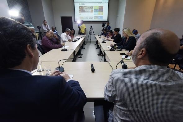 Greve  : Secretário diz que prefeitura está aberta a negociar com profissionais da Saúde