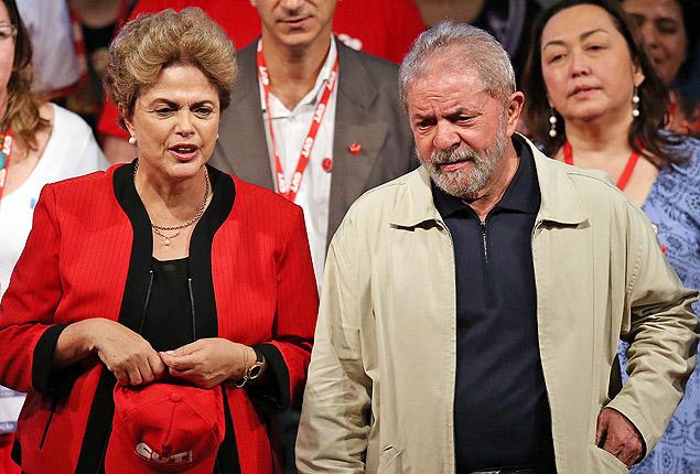 Lula deve aceitar convite de Dilma Rousseff para se tornar ministro