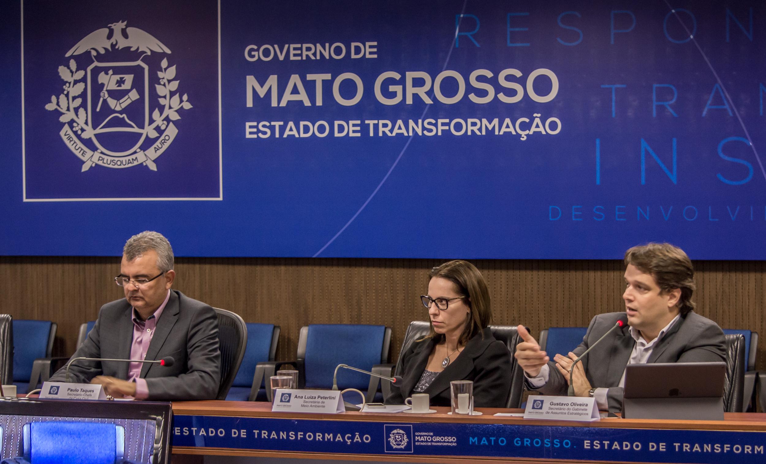 Meio Ambiente : Governo ouve setor produtivo e vai analisar pontos do decreto 420