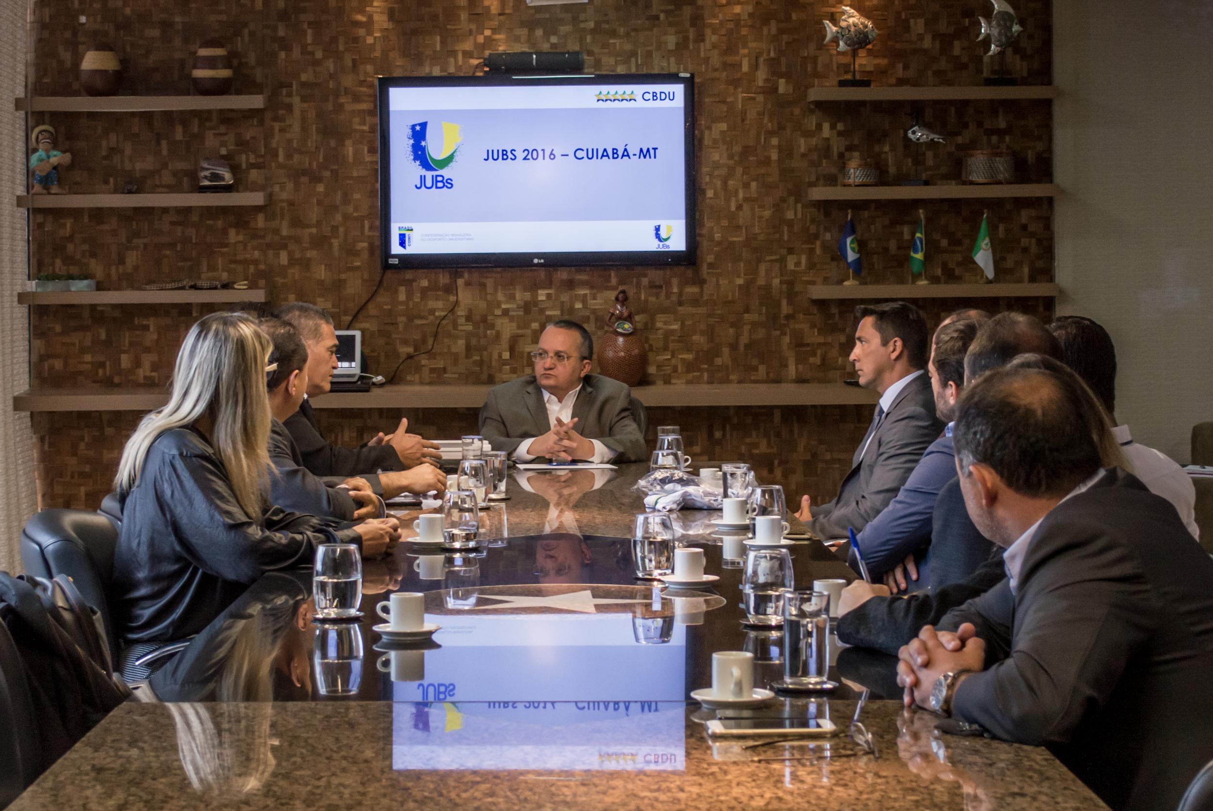 Jogos Universitários reunirão 4,5 mil atletas brasileiros em Cuiabá