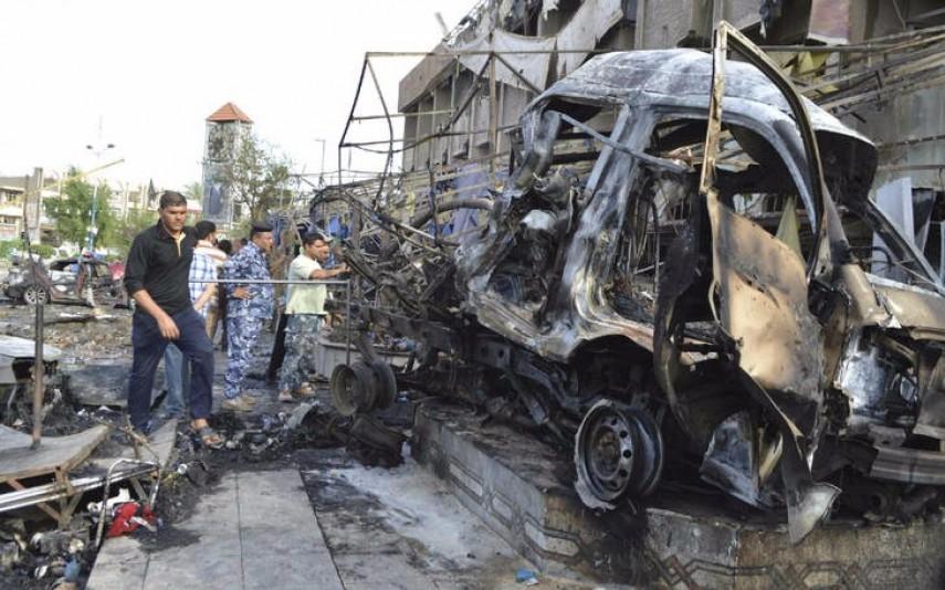 Terror : Ataques terroristas deixam dezenas de mortos e feridos na Bélgica