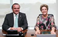 Dilma garante liberação de R$ 1,9 bi do FEX e criação da Universidade Federal do Cerrado em Rondonópolis