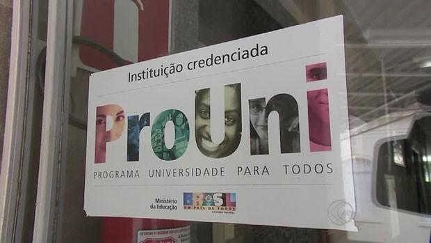Prouni tem 31,5% de vagas ociosas em 11 anos de programa