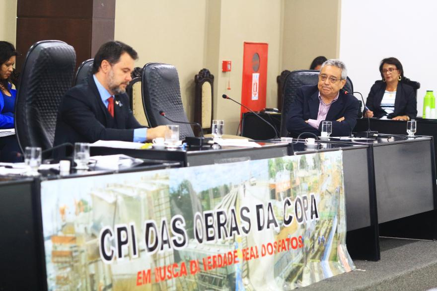 CPI das Obras da Copa de 2014 ouve cinco testemunhas nesta semana