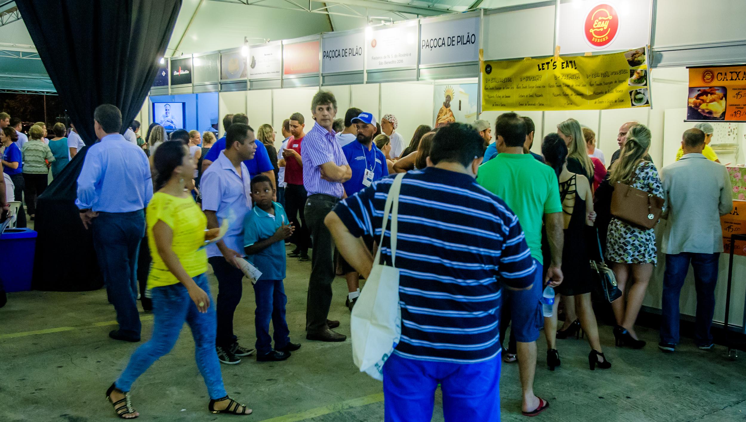 Público aprova festival gastronômico e atrações culturais da FIT