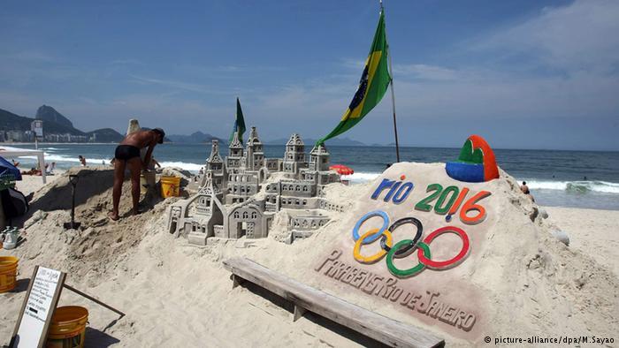 Jogos do Rio tentam sair da sombra da crise
