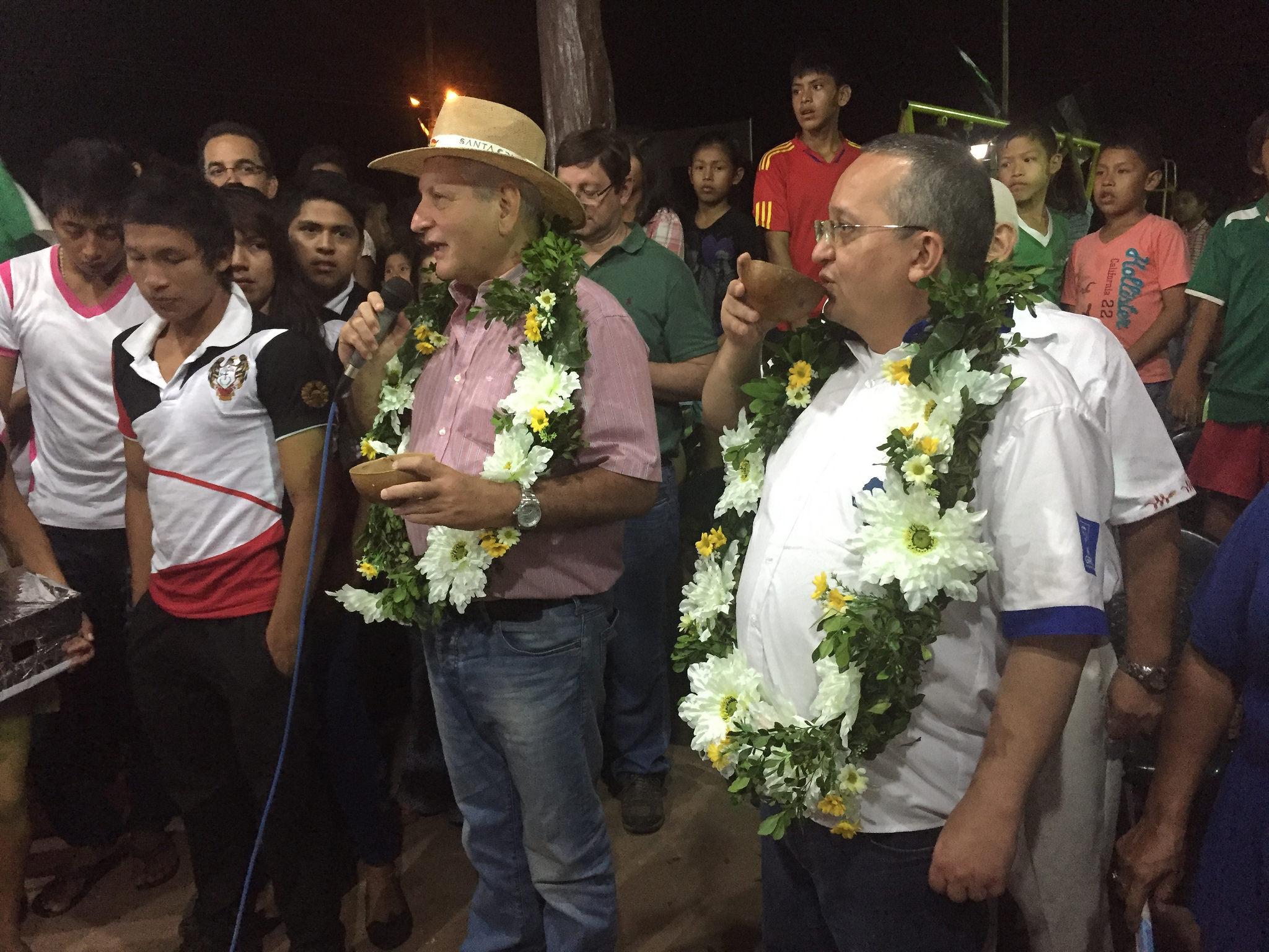 Caravana da Integração : Governo vislumbra eixo turístico entre Mato Grosso e Chiquitanos