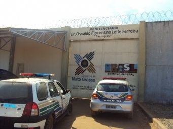 Sistema Prisional : Sejudh realiza operação com duração de 10 dias na penitenciária de Sinop