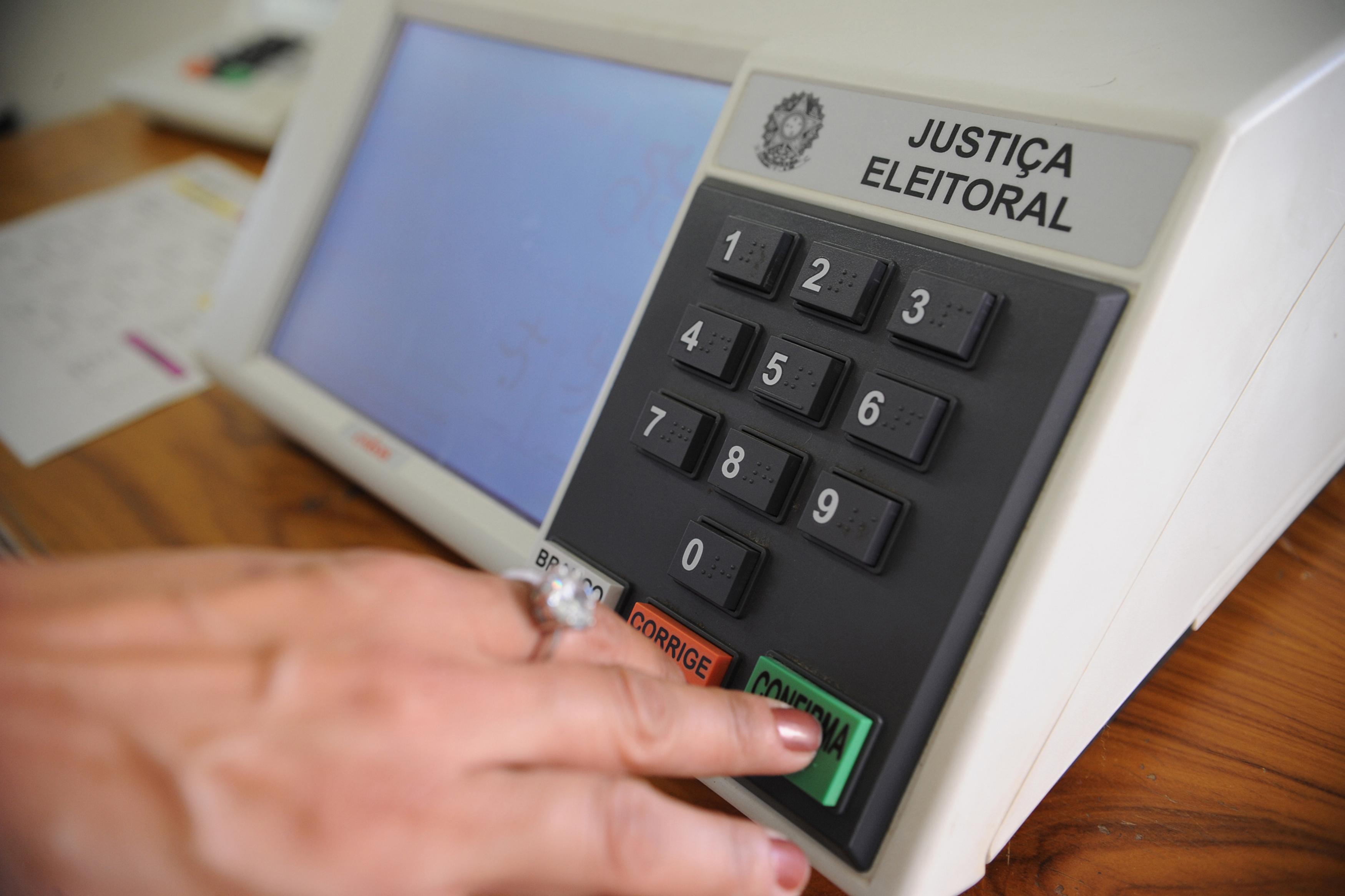 País terá eleição sem proteção de dados na internet