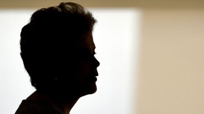 Dilma:'Não contem com renúncia'