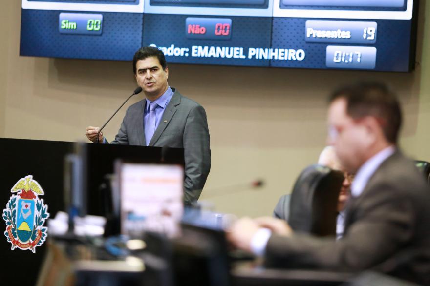 OPERAÇÃO SODOMA  Pinheiro quer explicação de ex-secretário sobre suspeição em investigação