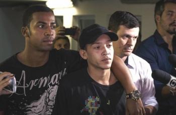 Suspeito de envolvimento em caso de estupro coletivo é detido no Rio