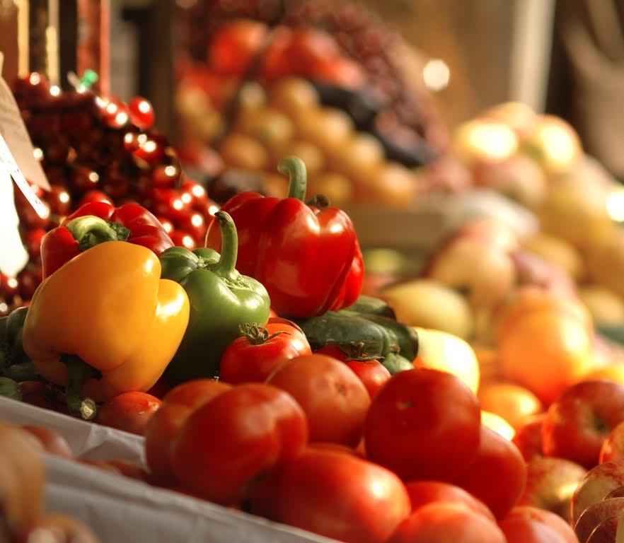 Shopping realiza feira de saudáveis e orgânicos durante os sábados de Junho