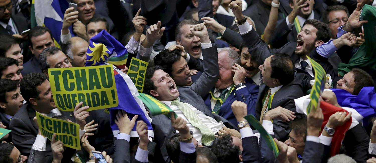 Depois da festa do impeachment, a ressaca