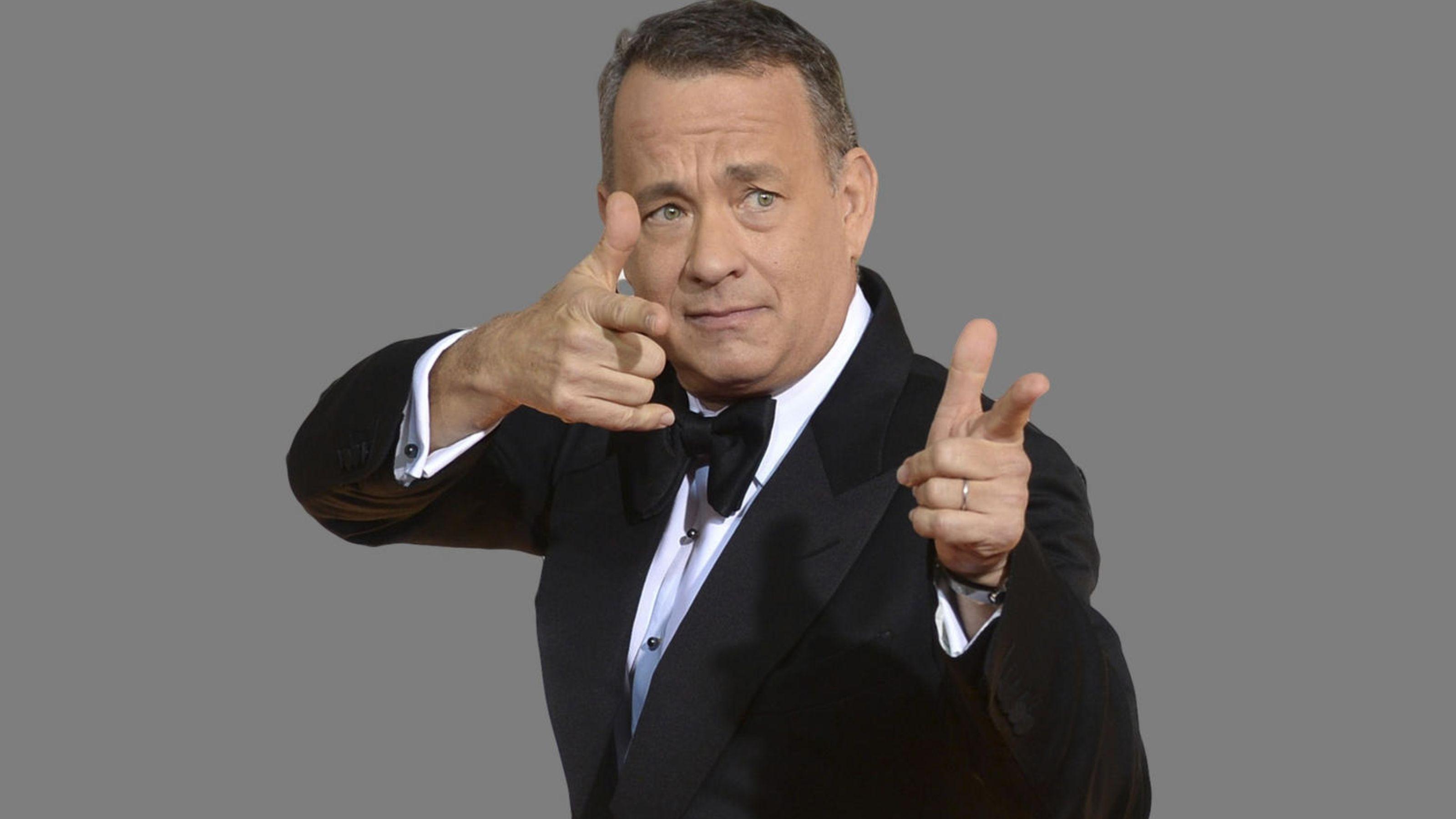 A emotiva entrevista de Tom Hanks à BBC sobre sua infância solitária