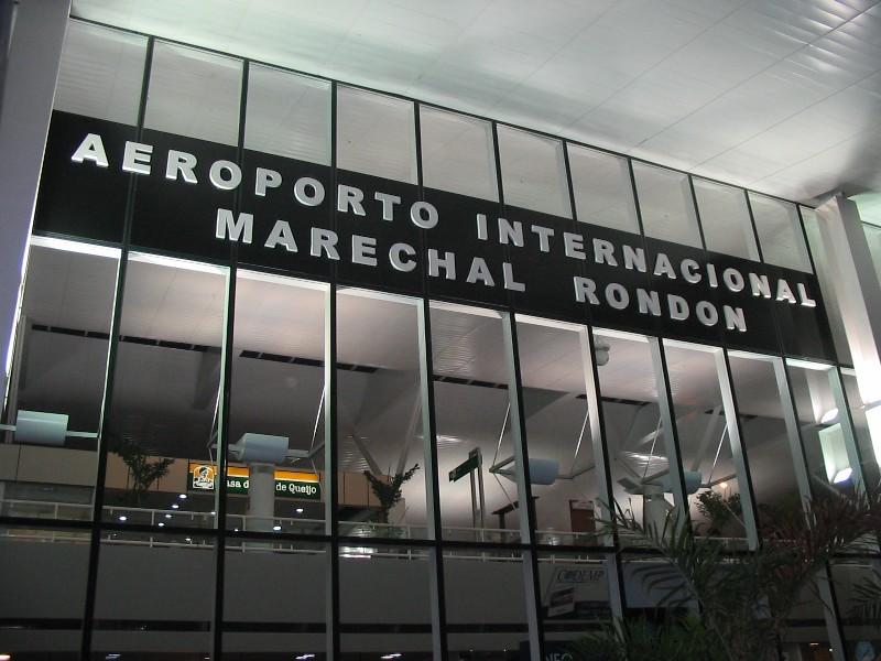 Governo Federal lança edital de estudos técnicos para concessão do Aeroporto Marechal Rondon