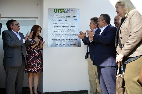 Prefeitura inaugura UPA no Bairro Pascoal Ramos