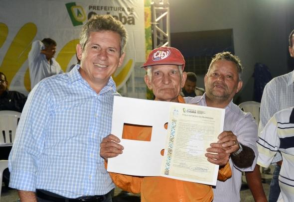 Regularização fundiária beneficiou 10 mil famílias só neste ano em Cuiabá