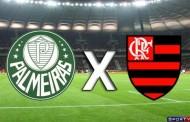 Palmeiras supera gás de pimenta e erro de juiz e vence Flamengo