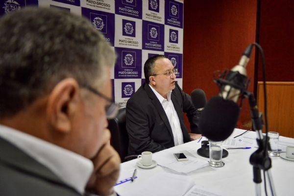 Governador fala sobre PPP, RGA e destaca investimentos na segurança