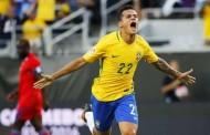 7 a 1 de novo, mas sem Alemanha: Brasil goleia Haiti com show de Coutinho